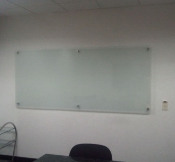 Corporate Wall Glass
