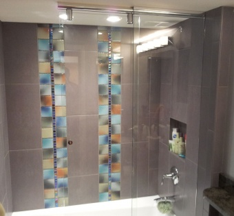 Semi-Frameless Shower Enclosures