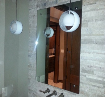 Custom Bathrooms & Mirrors