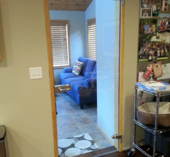 Custom Glass Doors Minneapolis