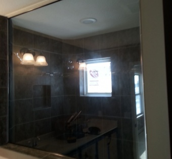 Custom Shower Remodel by DEsigned Glass