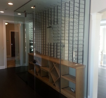 Custom Glass Display Case
