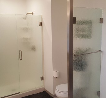 custom-frameless-shower-enclosure-textured-glass