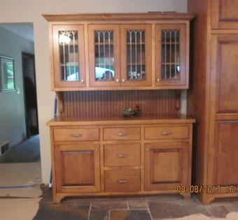 China Cabinet Replacement Glass